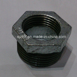 Galvanized Bushing Malleable Iron Pipe Fittings pictures & photos