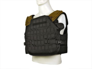 Tactical Molle Plate Carrier Recon Armor Vest