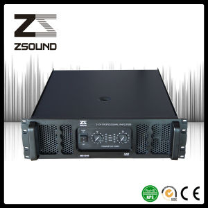 Zsound MS 1000W Music Hall Loudspeaker System Transformer Amplifier pictures & photos
