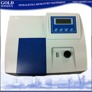 750n 200nm to 1000nm Low Price UV Vis Spectrophotometer pictures & photos