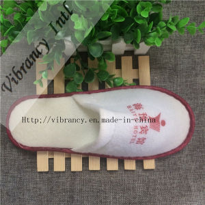 Personalized Disposable Hotel Slippers, Hotel Supplies, Hotel Amenities pictures & photos