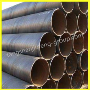 SSAW Spiral Welded Carbon Steel Pipe pictures & photos