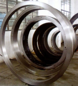 42CrMo4, C45 Forging Rings for Slewing Bearings, pictures & photos