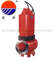 Single Suction Vertical Centrifugal Submersible Sewage Water Pump (CE)