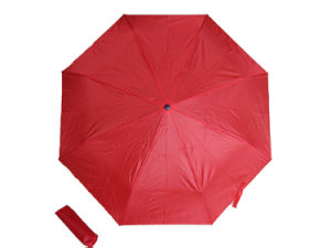 Cheapest Promotion Advertising 3 Folding Umbrella (3FU004) pictures & photos