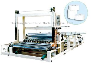 Automatic Slitting Rewinder for Paper Processing Line pictures & photos