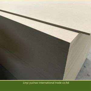 Fsc Certificated Raw Medium Density Fiberboard pictures & photos
