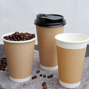 Whole Double Wall Cups With Lids Reusable Coffee Drink