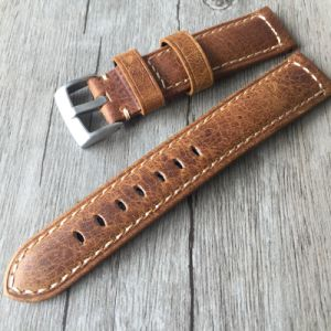 67c0f33a5c7 China High-Quality Genuine Calf Leather Replacement Watch Straps ...