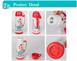High Quality Cute Design Children Drink Plastic Bottle (FGUE) pictures & photos