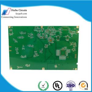 High Tg Printed Circuit Board Prototype PCB Board Manufacturer for Electronic Components