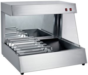 Ce Approved Fried Chips Station French Fries Station Counter Top Chips Warmer pictures & photos