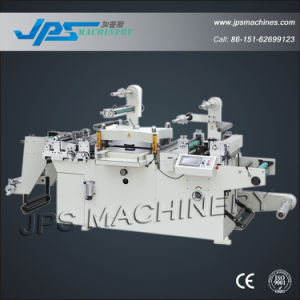 Thermal Label Paper Die-Cutting Machine with Hot Stamping Function pictures & photos