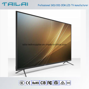 "Wholesale SKD/CKD 50 "" Od20 Super Slim Flat Screen LED TV with WiFi"