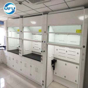 New Design Laboratory Bench Top Fume Hood with Two Sliding Sash
