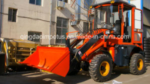 2015 Hot Sale Swm615-1200kg Mini Wheel Loader (37KW/50HP) pictures & photos
