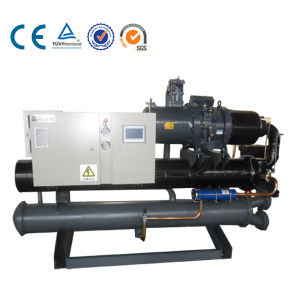 Screw Type Water-Cooled Water Chiller pictures & photos