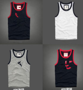 Wholesales Custom Loose Men Blank Cotton Tank Top pictures & photos