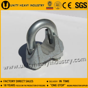 Malleable Iron Wire Rope Clip of Us Type