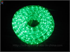 Chasing 3 Wires LED Round Rope Lighting