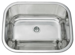 China Topmount Stainless Steel Laundry Sink A121 China Laundry