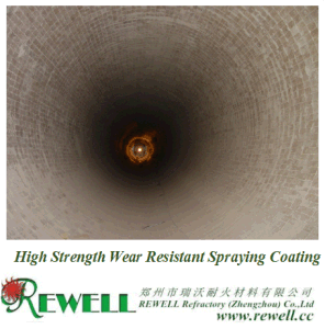 High Strength Wear Resistant Spraying Coating