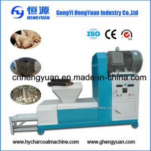 CE Approved Biomass Waste Briquette Making Machine Line