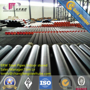 Hfw Carbon Welded Steel Pipes with API 5L and ASTM A53b pictures & photos