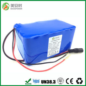 28 Cells 24V 10ah Lithium Ion Battery