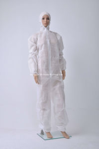 Hot Sale Cheap Disposable Protective Non Woven Coverall