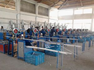 Small Profile Extrusion Line for PVC Corner Beads (SJ) pictures & photos