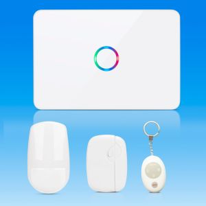 Smart Home Security Burglar Alarm System with WiFi & 3G GSM (ES-G3) pictures & photos