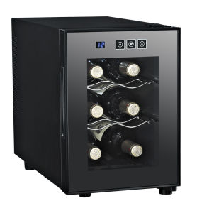 6 Bottles Wine Cooler with CE Certification pictures & photos