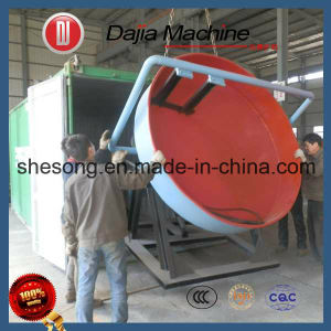 Simple Structure Disc Granulator Used in Fertilizer Production Line pictures & photos