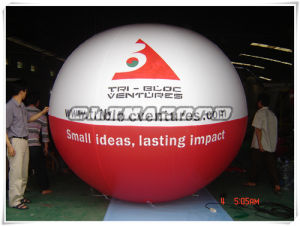 Custom Made Inflatable Helium Balloon with Logo Pintings