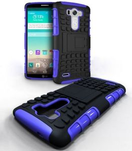 2 In1 New Design Silicone Case for LG G3, PC and Silicone Material. pictures & photos