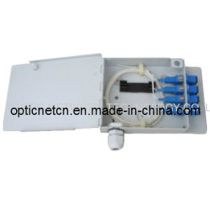 Indoor Metal Type 4 to 16 Fibers Optical Termination Box (GP-ZN) pictures & photos