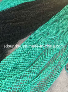 Polyethylene Knotted Green Fishing Nets pictures & photos