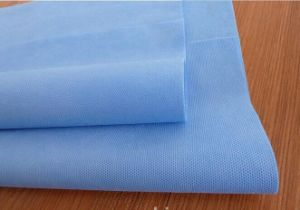 Non-Woven SMS/SMMS/SMMS Fabric pictures & photos