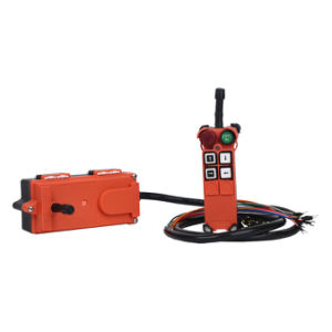 4-Channel Single Speed Industrial Radio Remote Control for Crane (F21-4s) pictures & photos