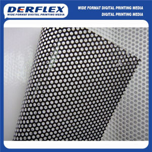 Perforated Adhesive One Way Vision Vinyl pictures & photos