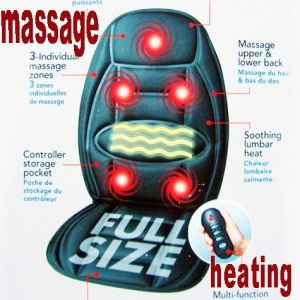 Shiatsu Massage Cushion/ Pad with Heat