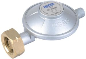 LPG Euro Low Pressure Gas Regulator for Swiss (C31G20G50) pictures & photos