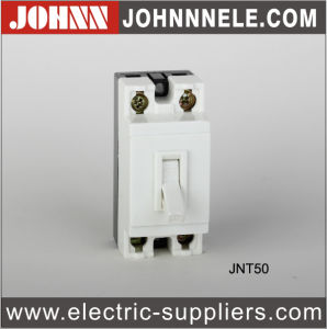 NT50 15A Mini Circuit Breaker MCB pictures & photos