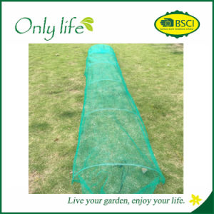 Onlylife Netting Grow Tunnel Green Polyetheylene Mini Garden pictures & photos