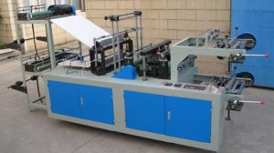 Heat Cutting Side Sealing Bag Making Machine (RQL600/800/1000) pictures & photos