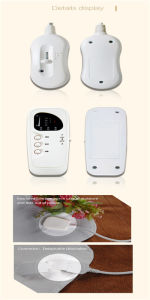 100% Polyester Non-Woven Double Electric Warmer pictures & photos