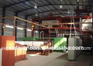 1.6m PP Spunbond Fabric Making Plant pictures & photos