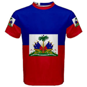 Tops & Tees T-shirts Friendly Haitian Custom Mens Tshirt Summer Short Sleeves Cotton Tops S To 3xl