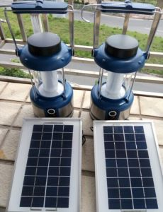 Big Power and Brightness 4W Solar LED Light Lamp Lantern with FM Radio pictures & photos